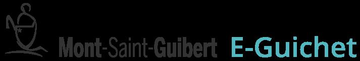 Logo du E-guichet (démarches en ligne) de la commune de Mont-Saint-Guibert